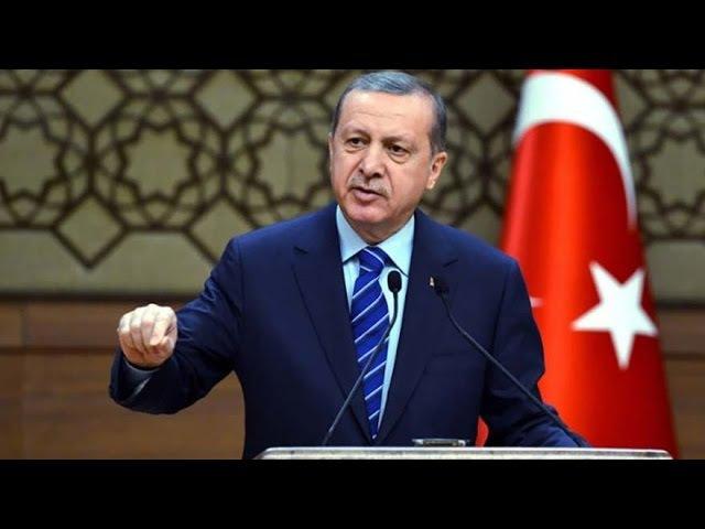 Cumhurbaşkanı Erdoğan Türkiye'nin güvenliği Halep'te başlar