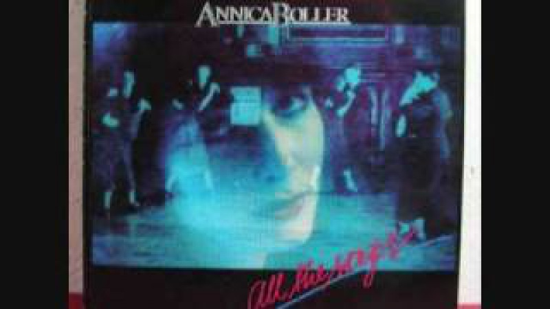 ANNICA BOLLER - Saint Paul De Vence (1984)