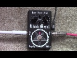 Dragonfly FX BM-1 Black Metal Distortion Pedal Demo