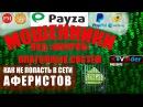 Мошенники в сети под видом платежных систем Как не попасть в сети аферистов Реа...