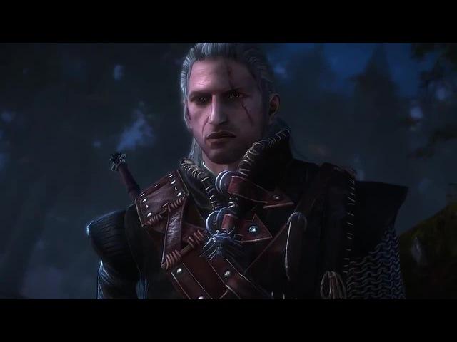 Украинский трейлер игры «Ведьмак 2: Убийцы королей»