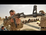 US Marines Shooting German, French, Austrian &amp Russian Weapons HK G36, FAMAS, Steyr Aug &amp AK47