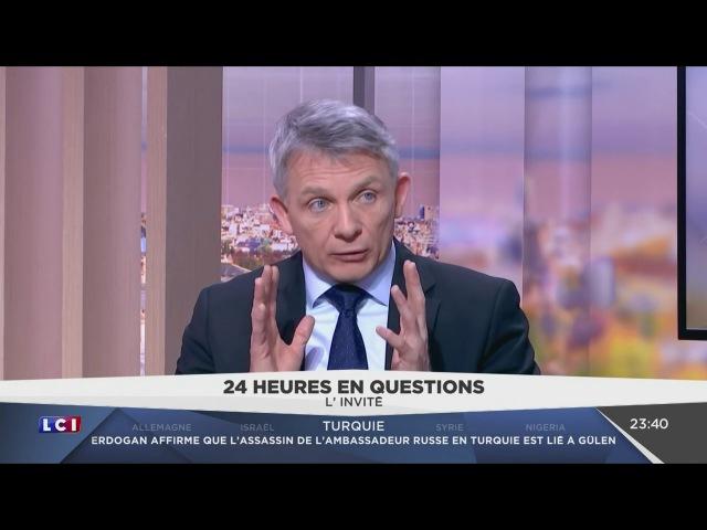 Alep Eric Dénécé dénonce la falsification de linformation par les médias (LCI, 211216