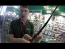 Интерьвью c Юрием Сипцовым компания ALLVEGA на выставке Охота рыболовство на Руси
