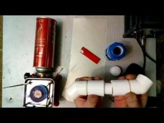 Изготовление штанги металлоискатель пират