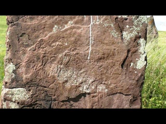 Сафроновские курганы в Хакасии | Safronovskiy mounds in Khakassia