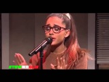 Ariana Grande   SNL March 2016 Vocal Impressions Rihanna,Britney Spears,Shakira    HD online video c