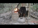 Simplified blower and furnace experiments* / Primitive Technology / 25.08.2017