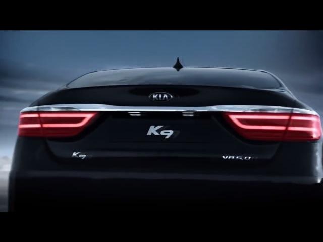 2017 Kia Quoris (K9) v8 5.0l [Commercial] / Реклама 기아 k900 كيا كوريس