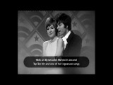 Cliff Richard. Walk On By ( With Cilla Black ).1969.