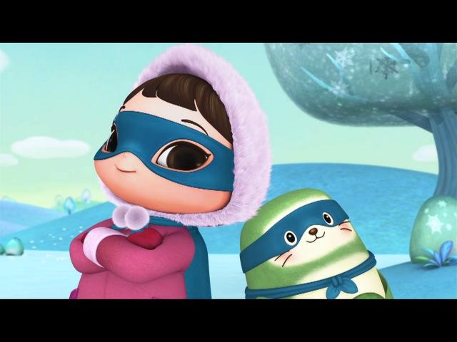 КИОКА 😎⚡ Супер Киока! Мультики для детей про супергероев - Герои в масках