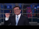 Stephen Colbert monologue September 12, 2017 - #Report On The Steve Bannon