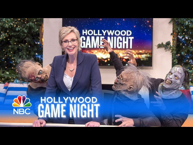 Veep vs. The Walking Dead - Hollywood Game Night (Sneak Peek)