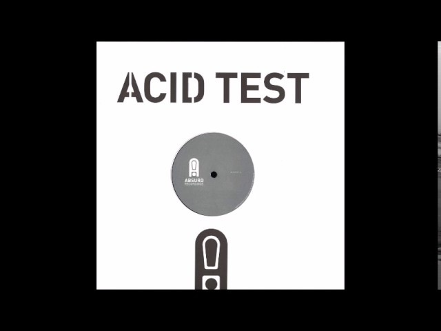 John Tejada Tin Man - Prater Allee [Acid Test]