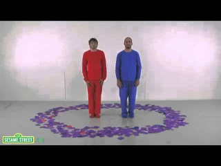 Sesame Street OK Go - Three Primary Colors