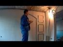 Полный монтаж ниши из гипсокартона на стене часть 1 Секреты монтажа