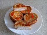 Горячие бутерброды на сковороде. Быстрые гренки-бутерброды, простой рецепт