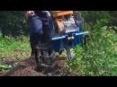 Инструкция к Мотоблоку Нева, навесное оборудование и телега