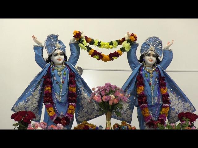 H.H. Gopal Krishna Goswami, BG 12.13-14, Esentuki, 01.10.2016