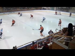 Гол Александра Шарова в ворота ХПК