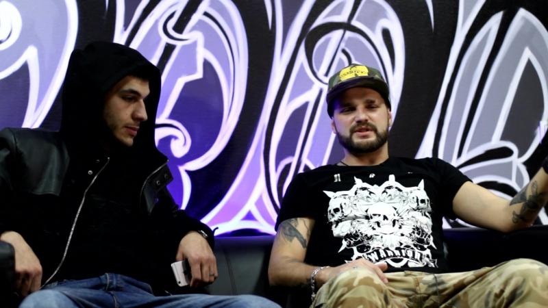 Интервью 2X RND и Aram SmiT aka JAKOMO