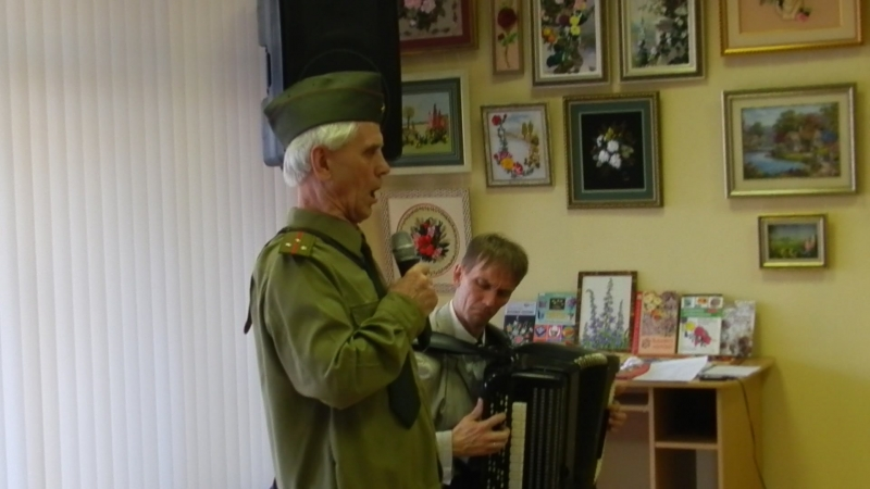 DSCN3464 концерт в библиотеке им.Н.клюева