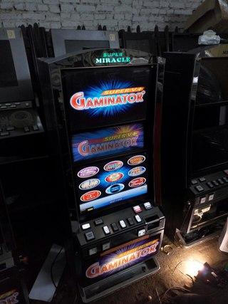 Продажа лотерейного оборудования и игровые аппараты недорого информации поводу деятельности нелегального казино администратор сообщила правоохранителя