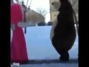 Маша и медведь Танец