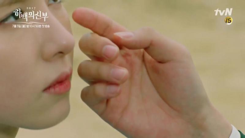 [tvN] Невеста речного бога/Bride of the Water God 6th teaser (35 sec ver)