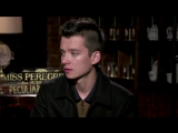 Asa Butterfield Exclusive INTERVIEW for Miss Peregrines Home for Peculiar Children (JoBlo.com)
