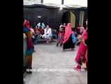 dance on Indian song