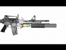 Гранатомёт R.A.M.B.O. Rapid Additively Manufactured Ballistics Ordnance, напечатанный на 3D-принтере