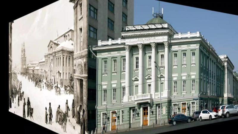 Благородное собрание | Большая Дмитровка, дом 1собрание