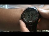 Мужские спортивные наручные часы QQ M102J002Y