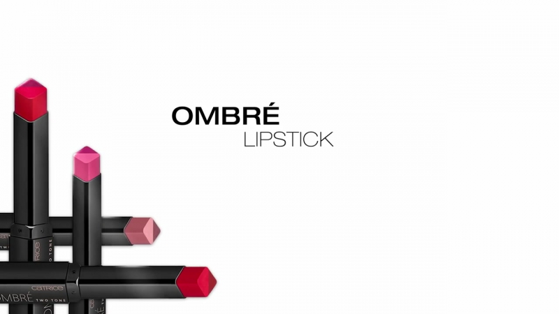 How To Ombre Lips - CATRICE Make up Tutorial