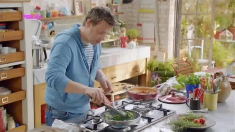 Джейми Оливер. Обед за 15 минут / Jamie's 15 Minute Meals - S01E15