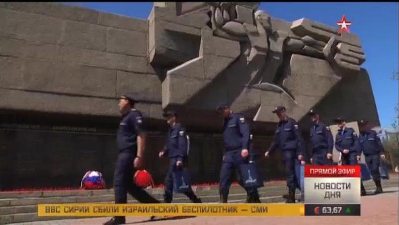 Новобранцы из Севастополя впервые отправились служить за пределы Крыма