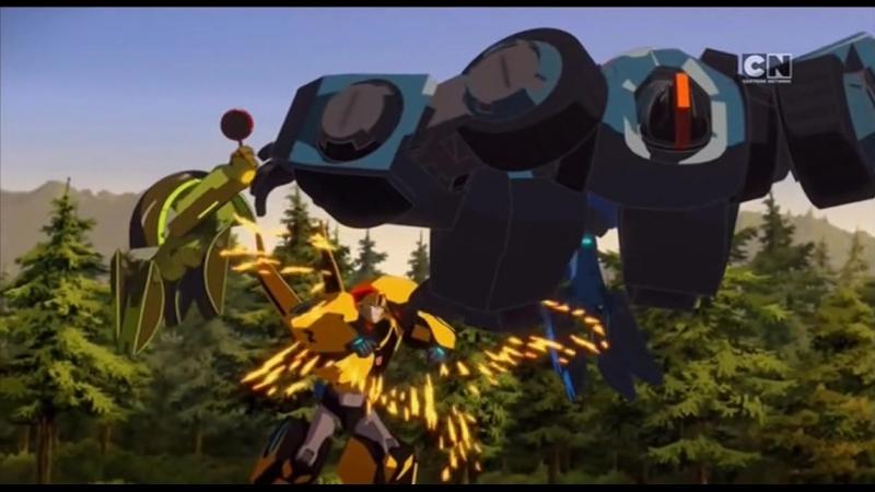 Трансформеры: Роботы Под Прикрытием! Завтра В 12.15 На Cartoon Network!