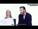 Интервью Криса для «WIRED» (Rus Sub)