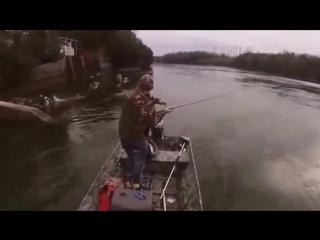 Пьяные и неудачи на рыбалке лучшие приколы,смех,ржака! №5