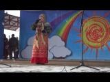 На масленицу Зима-зима поёт Любовь Тихомирова