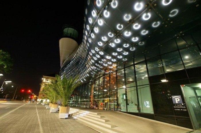 В австрийском городе Грац находится уникальный музей современного искусства Kunsthaus.