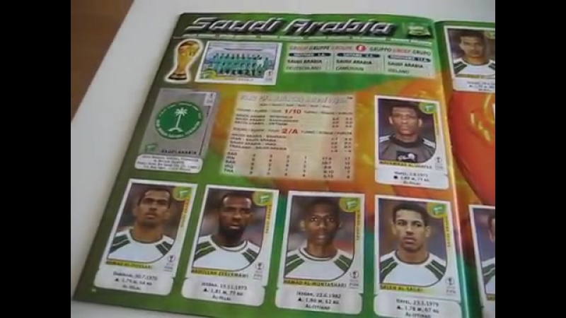 Panini FIFA World Cup 2002 Complete