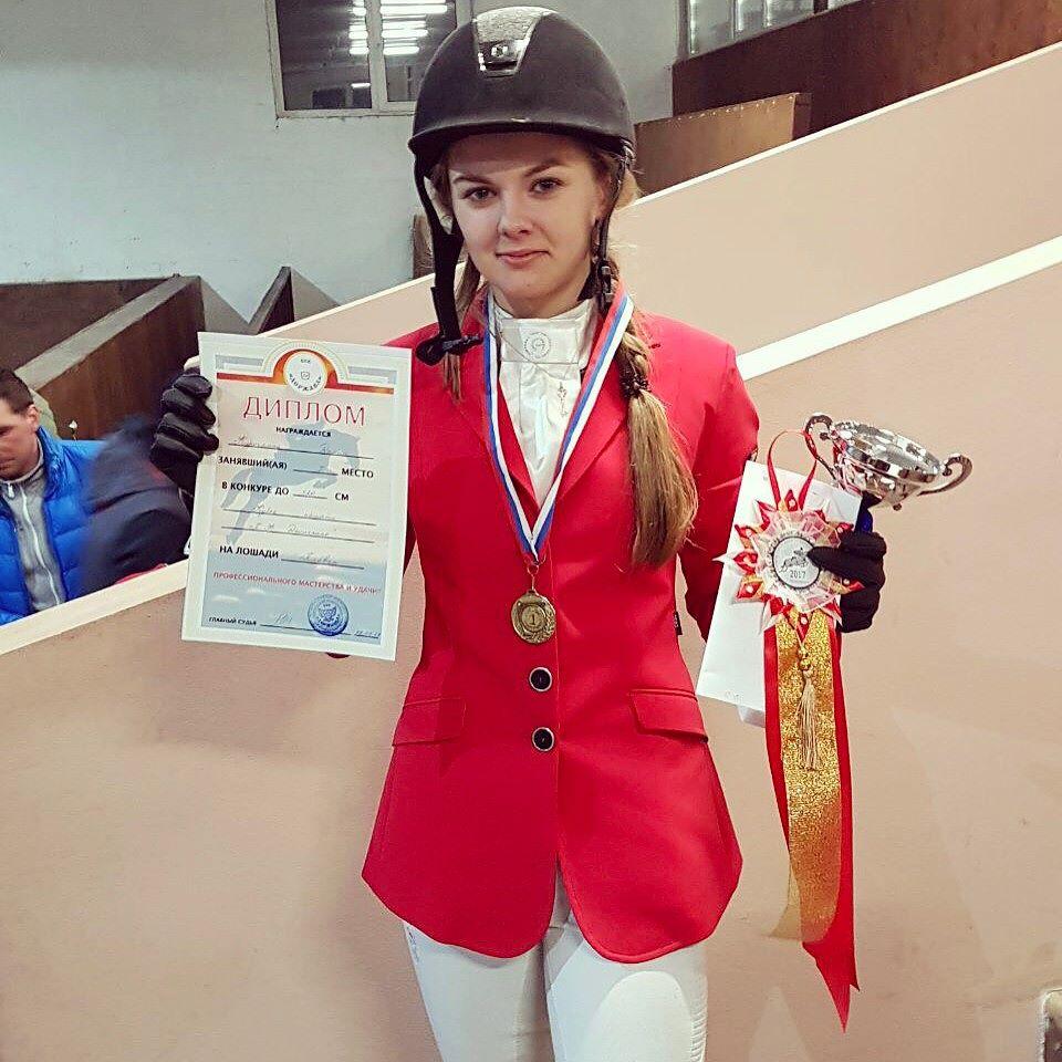 Таганрогская спортсменка победила в Ставрополе