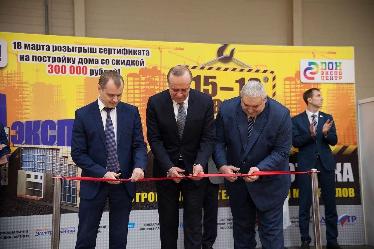 Крупнейшая строительная выставка региона – «СТИМэкспо» собрала 7 800 посетителей