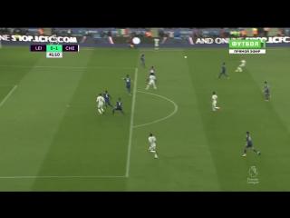 Лестер 0:1 Челси | Гол Мораты