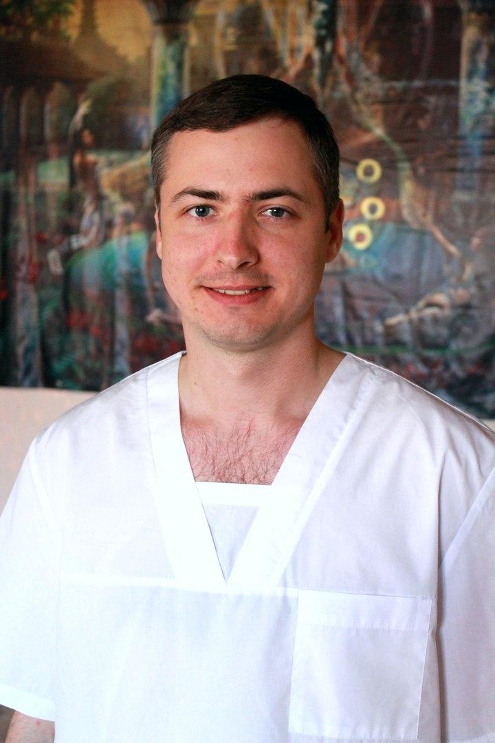 Афиша Краснодар Прием массажиста - остеопата Максима Подлесного