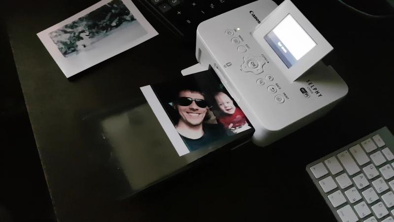 Домашний фотопринтер с Wi fi