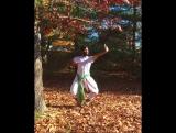 Jeeno bharatanatyam dancer