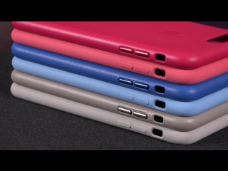 New Apple iPhone Cases_ (Spring 2017 Colors)